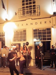 Alexanders Bar and Club