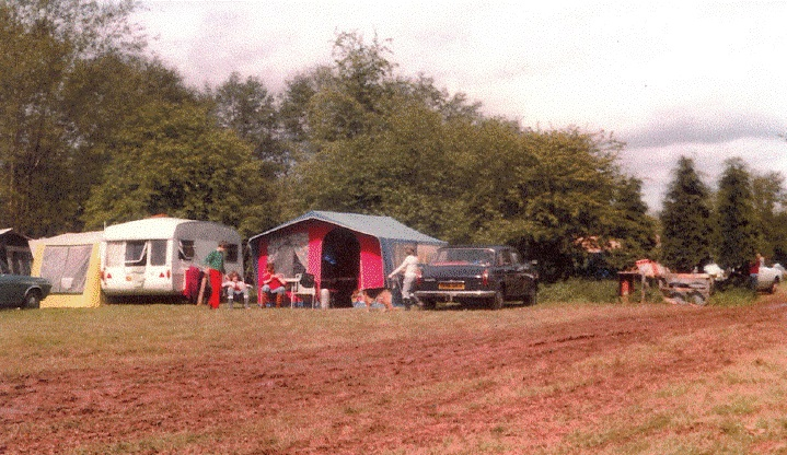 1970 camping herefordshire